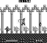 Castlevania: The Adventure Game Boy Stage 4