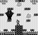 Castlevania: The Adventure Game Boy Count Dracula