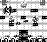 Castlevania: The Adventure Game Boy Dracula's second form