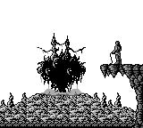Castlevania: The Adventure Game Boy Obligatory Castlevania cut-scene