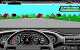 Test Drive II Scenery Disk: European Challenge DOS The Autobahn in Germany. Pretty boring, if you ask me (EGA)