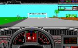 Test Drive II Scenery Disk: California Challenge DOS Finally... The border is near (EGA)