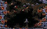 Xenon 2: Megablast Sharp X68000 Gameplay - enemies ahead