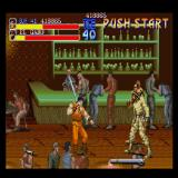 Final Fight Sharp X68000 Ready to brawl in the bar