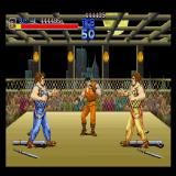 Final Fight Sharp X68000 Some items on the ground for use against big guys