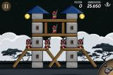 Siege Hero iPhone Fortress age 1-20, your projectile will damage wood and stone differently
