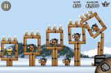 Siege Hero iPhone Fortress age 1-26, a domino effect will also crush the maiden