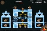 Siege Hero iPhone Fortress age 1-31, fire jars can melt ice blocks