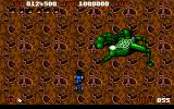 Alien Syndrome Amiga Round 4 Boss