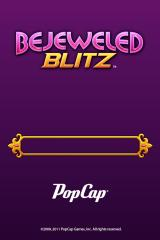 Bejeweled: Blitz iPhone Loading screen