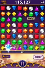 Bejeweled Blitz iPhone Time is running out!