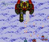 Soldier Blade TurboGrafx-16 One of the bosses of stage 2