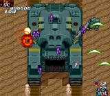 Soldier Blade TurboGrafx-16 Tank boss of stage 3