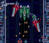 Soldier Blade TurboGrafx-16 Stage 6. This boss has a lot of attacks