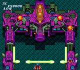 Soldier Blade TurboGrafx-16 End boss of stage 6