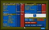 When Two Worlds War Amiga Battle Stats. (256 Color - AGA Version)