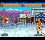 Strip Fighter II TurboGrafx-16 I wouldn't want to see a move like that in a real street fight