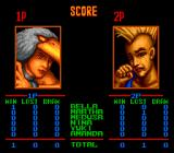 Strip Fighter II TurboGrafx-16 1P win!