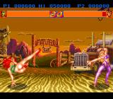 Strip Fighter II TurboGrafx-16 Nice ass!