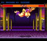 Strip Fighter II TurboGrafx-16 Whoa what a move
