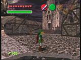 The Legend of Zelda: Ocarina of Time / Master Quest  GameCube When Link travels to the future, things aren't some good.