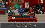 Crime Does Not Pay Atari ST Chinese Triad
