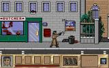 Crime Does Not Pay Atari ST Giuseppe is shooting on the street