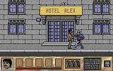 Crime Does Not Pay Atari ST Georgio was attacked near Hotel Alex