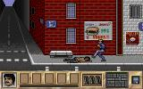Crime Does Not Pay Atari ST Georgio was killed on the streets
