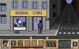 Crime Does Not Pay Atari ST Xu is entering the General Store
