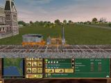 Railroad Tycoon 3 Windows You can lock on to your locomotives and follow them along their route.