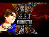 Bloody Roar PlayStation Character select screen (Beastorizer style)