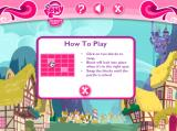 Hearts and Hooves Day Puzzles Browser Instructions for the first game
