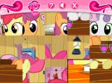 Hearts and Hooves Day Puzzles Browser Classic jigsaw-ing around