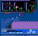 Crystalis NES The Poison Forest