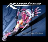 Kinetica PlayStation 2 Title screen.