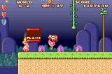 Super Mario Advance Game Boy Advance The big Pow can help you to defeat multiple foes