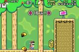 Super Mario World: Super Mario Advance 2 Game Boy Advance The total lives you won are displayed
