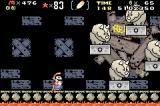 Super Mario World: Super Mario Advance 2 Game Boy Advance Reznor, the boss of the fortress