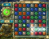 The Treasures of Montezuma 3 Windows This double-match shows just a bit of the dynamic graphic effects