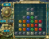 The Treasures of Montezuma 3 Windows The 3rd mini-game requires a little more thinking.  There's no time limit, so I can take it easy and reason it out. I must remember what works and what doesn't.