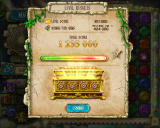 "The Treasures of Montezuma 3 Windows Wow!  I got over 1 million points in a ""casual"" game! (I also got its big star)"