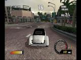 Burnout 2: Point of Impact GameCube Some of the unlockable cars are interesting.