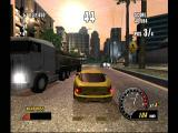 Burnout 2: Point of Impact GameCube Into oncoming traffic