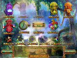 The Treasures of Montezuma Windows Use your golden stars here to activate and increase the power-ups