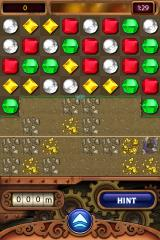 Bejeweled 3 iPhone Diamond mine