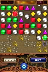 Bejeweled 3 iPhone More diamond mining!