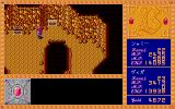 Branmarker Sharp X68000 Cave dungeon. Treasure chests