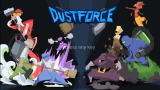 Dustforce Windows Title screen