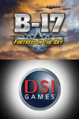 B-17: Fortress in the Sky Nintendo DS Title Screen